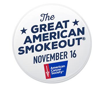 Great American Smokeout Logo