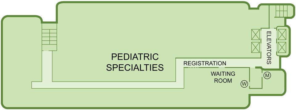 Oakland medical center campus map kaiser permanente for 125 12th street 4th floor oakland ca 94607