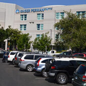 Kaiser Permanente Fresno Parking Lot