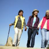 women hike kaiser permanente