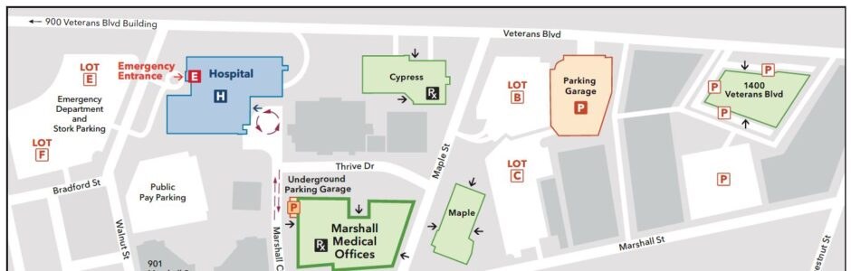 Cca Sf Campus Map.Campus Maps Location Parking Shuttle Information Redwood City