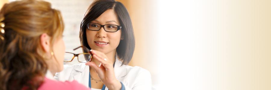 Optometry Banner Image