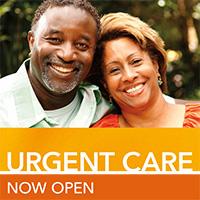 Urgent Care Now Open