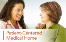 Learn about our patient-centered medical care