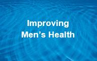 Improving Men's Health graphic micro