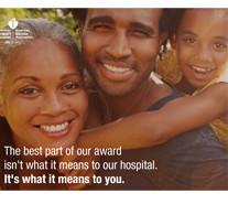 American Heart Association Gold Plus Stroke Award