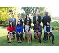 Scholarship winners of the Bill Coggins Awards
