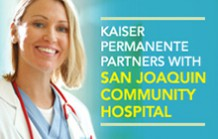 Kaiser Permanente partners with San Joaquin Community Hospital