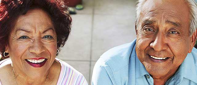 Happy Elderly Couple Kaiser Permanente - Panorama City