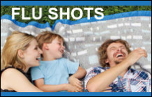 Kaiser Permanente members in the Panorama City Medical Center Area--including Santa Clarita, Mission Hills, and North Hollywood--can get the flu shot at no cost at these convenient locations.