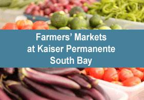 Farmers Markets at KPSB