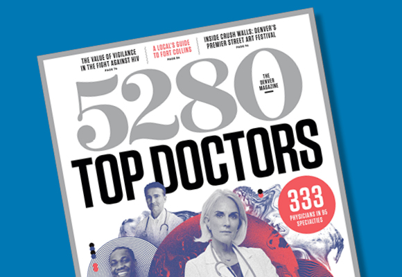 Image of 5280 Magazine, Top Doctors issue