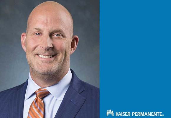 Photo of Mike Ramseier, regional president of Kaiser Permanente Colorado