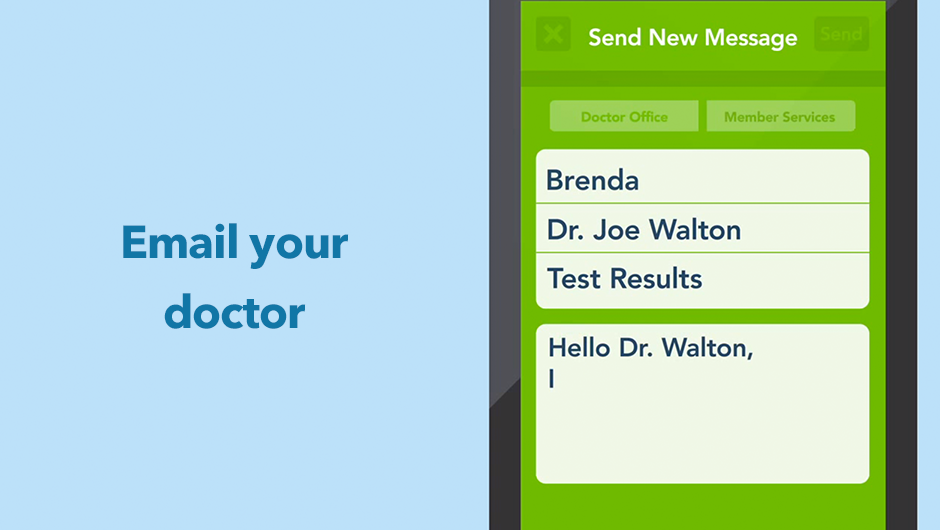 email your doctor