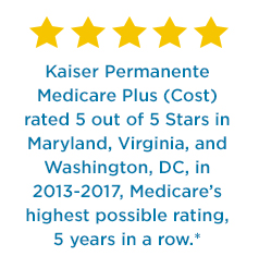 kaiser permanente locations nationwide