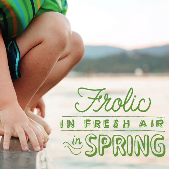 Frolic in the fresh air in spring_THUMB