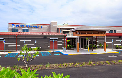 Hawaii Locations Kaiser Permanente