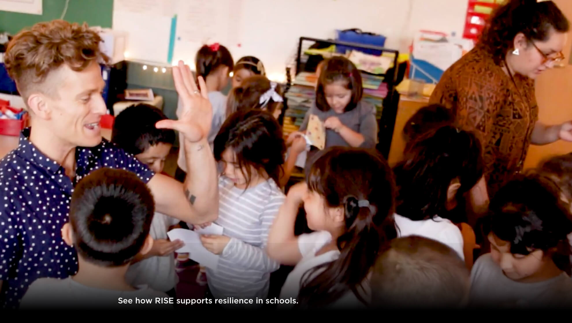 See how RISE supports resilience in schools.
