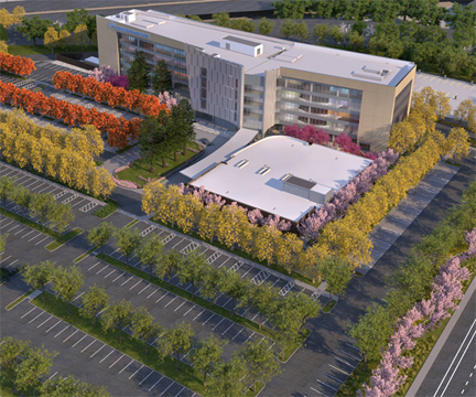 Roseville Sacramento Construction Begins On New Riverside Medical