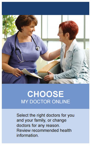 Choose My Doctor Online