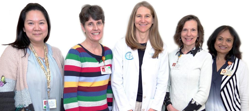 HEAL team members