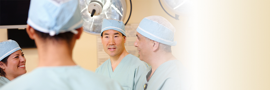 Surgery Clinic Banner Image