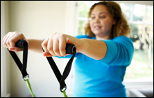 The Panorama City Health Education Department offers exercise classes for every fitness level.