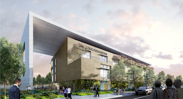 Baldwin Hills Crenshaw Medical Office Building - Exterior 2