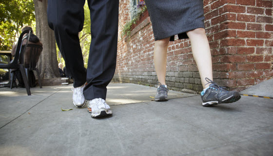 Walking Exercise - Kaiser Permanente